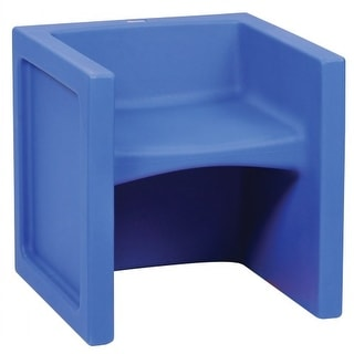 Cube Chair - Dark Blue