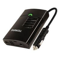 Duracell Drinvp150 150 Watt Portable Power Inverter - Black