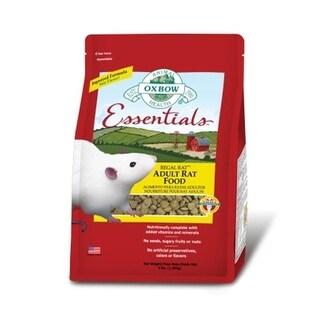 Animal Supply Company OX40401 Essentials Adult Rat Food