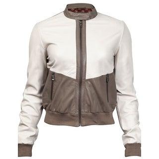 Durango Western Jacket Womens Leather Company Wild Cat Cream DLC0026