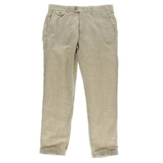 Tommy Hilfiger Mens Custom Fit Woven Casual Pants - 35/32