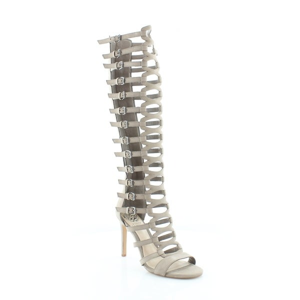 99069cb1a3c Shop Vince Camuto Chesta Women s Boots French Taupe - 7 - Free ...
