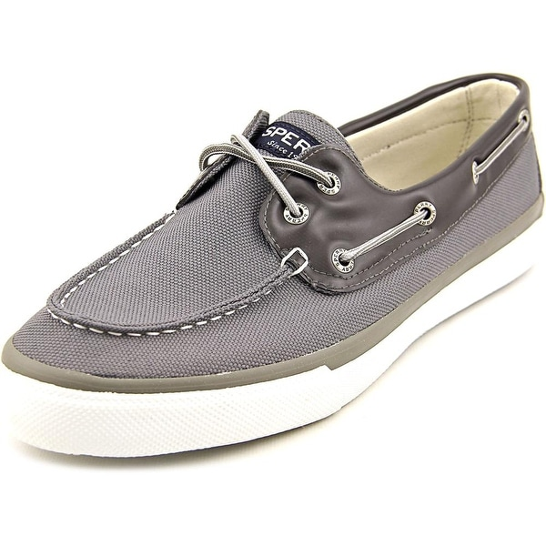 Sperry Top Sider Bahama 2-Eye Balliistic Moc Toe Canvas Boat Shoe