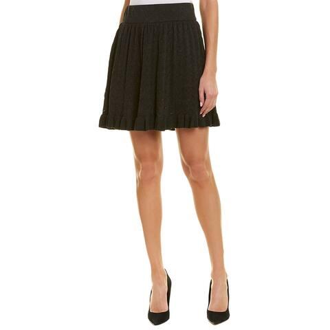 Alton Gray A-Line Skirt
