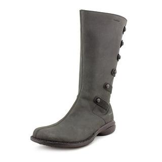 Merrell Captiva Launch 2 Waterproof Round Toe Leather Mid Calf Boot