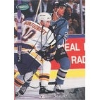 Todd Elik San Jose Sharks 1994 Parkhurst Autographed Card This item comes with a certificate of au