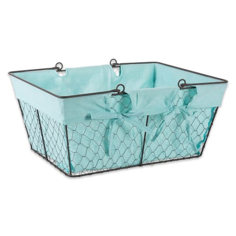DII Chicken Wire Baskets