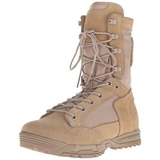 5.11 Mens Skyweight Suede Lace Up Tactical Boots - 6.5