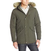 Ben Sherman Men's Hooded Parka