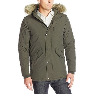 Ben Sherman Men's Hooded Parka (More options available)