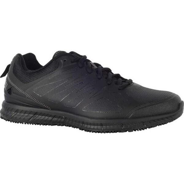 various colors 351a5 07274 Fila Men  x27 s Memory Bouncelight Slip-Resistant Jogger Sneaker Black Black