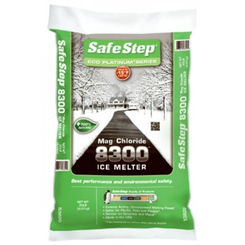 Safe StepA 53820 Extreme 8300A Magnesium Chloride Ice Melter, 20 Lb