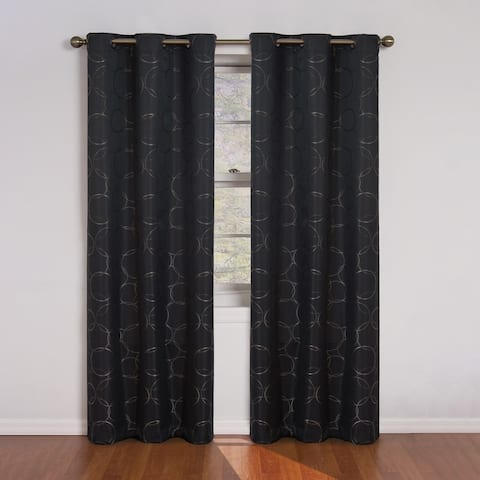 Eclipse Meridian Blackout Window Curtain Panel