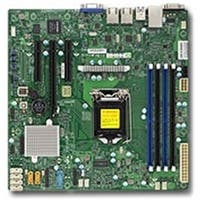 Supermicro Motherboard MBD-X11SSL-F-B Xeon E3-1200 v5 LGA1151 Socket H4 C232 PCI Express SATA MicroATX Bulk