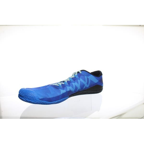 Shop Merrell Mens Vapor Glove 3 Directoire Blue Running Shoes Size