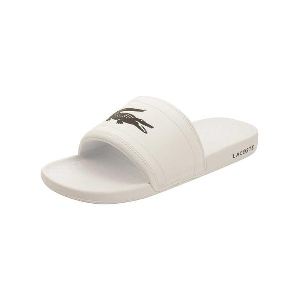 Lacoste Men's Fraisier 118 Slide Sandal