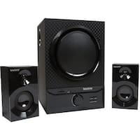 Boytone BT209FD Ultra Wireless Bluetooth Speaker System, Black