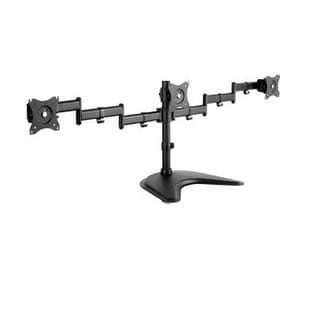 Ergotech Triple Tw Lcd Monitor Desk Stand Free Shipping
