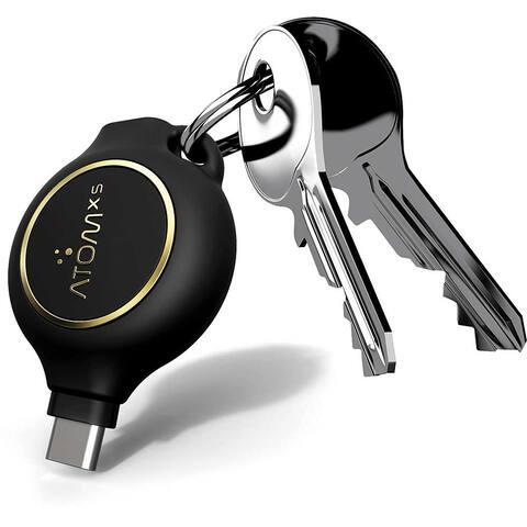Atom kc800 key chain type c 800 mah