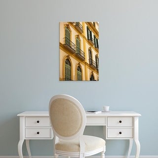 Easy Art Prints Walter Bibikow's 'Birthplace And Early Home Of Pablo Picasso' Premium Canvas Art