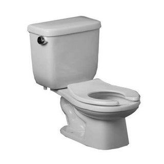 Proflo PF1712BBRHE High Efficiency Toilet Tank Only with Right Mounted Trip Lever