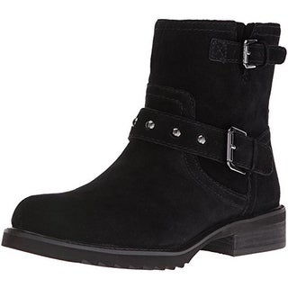 Nine West Womens Willa Ankle Boots Studded