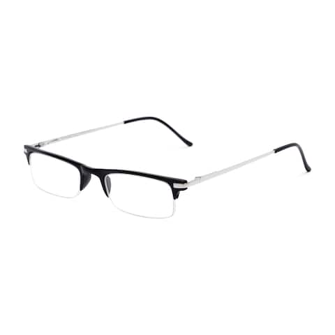 Readers.com The Bishop Browline Reading Glasses