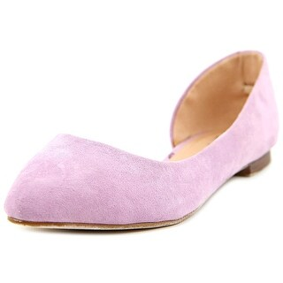 GC Shoes Sweet Loving Women Pointed Toe Canvas Flats