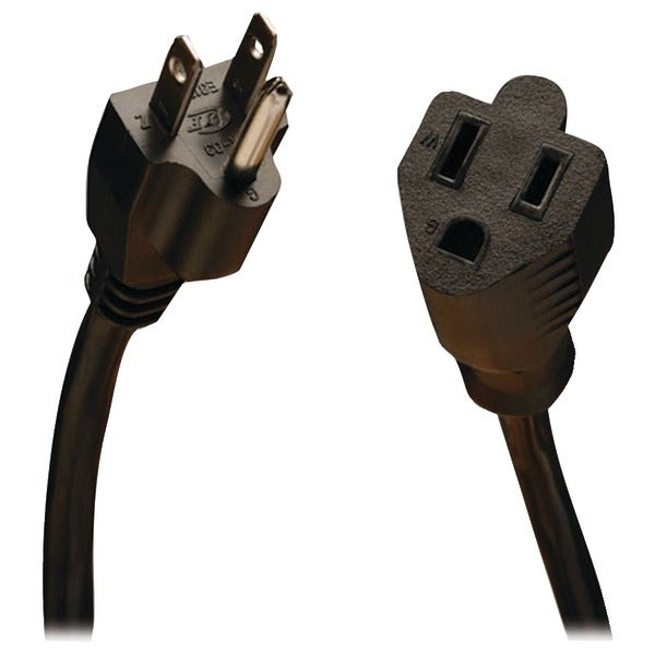 Tripp Lite P022-015 Standard Power Extension Cord, 15Ft