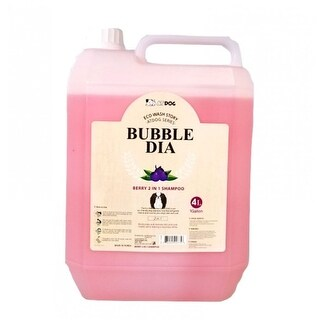 Bubble Dia - Berry 2 in 1 Shampoo & Conditioner - (4L)
