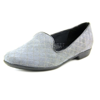 Classique Melinda Women W Round Toe Synthetic Flats