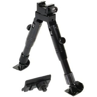UTG Picatinny & Swivel Stud Mount Steel Stand Shooter's Bipod