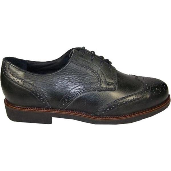 552b2b7f6e Neil M Men's Conway Vintage Black Leather