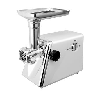 Heavy Duty Stainless Steel  Electric Meat Grinder - 15''