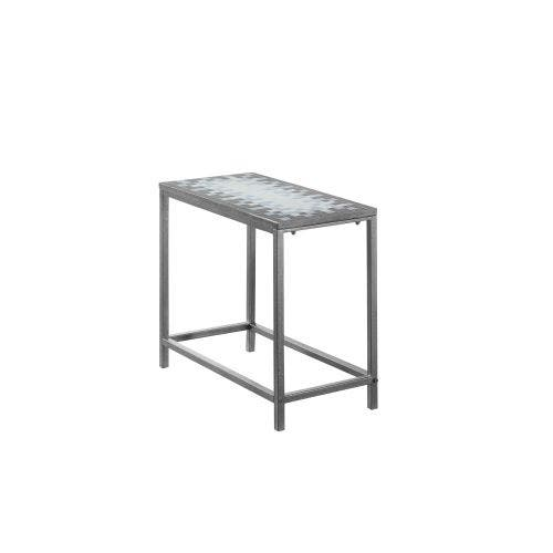 Monarch Specialties Side Table Xiv 22 Inch Tall