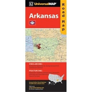 Universal Map 10498 Arkansas Road Map