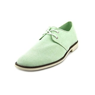 Generic Surplus Klein Round Toe Canvas Oxford