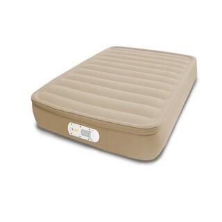 Aerobed 78111 Indoor/Outdoor Twin Elevated Air Bed Mattress - Tan