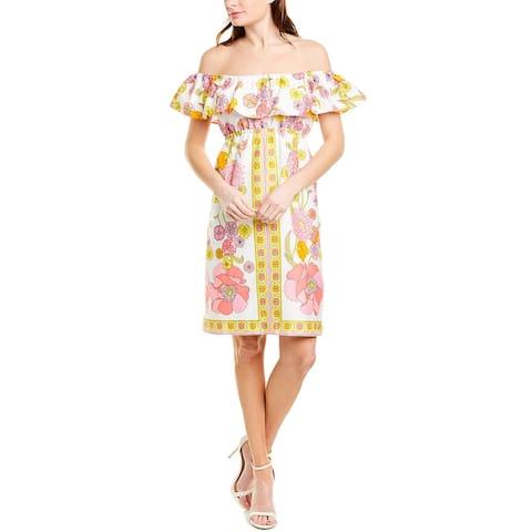 Trina Turk Excursion Shift Dress