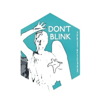 Doctor Who Sticker: Don't Blink
