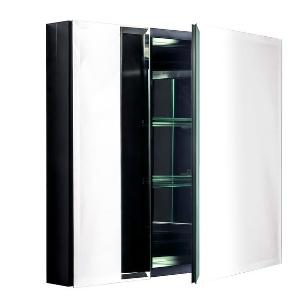 Shop Miseno Mbc2630 Dual Mount 26 X 30 Beveled Double Door