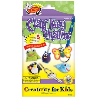 Clay Key Chains Kit-