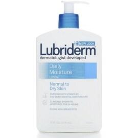 Lubriderm Daily Moisture Lotion 16 oz