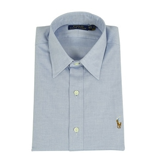 Ralph Lauren Men's Cotton Button Down Shirt
