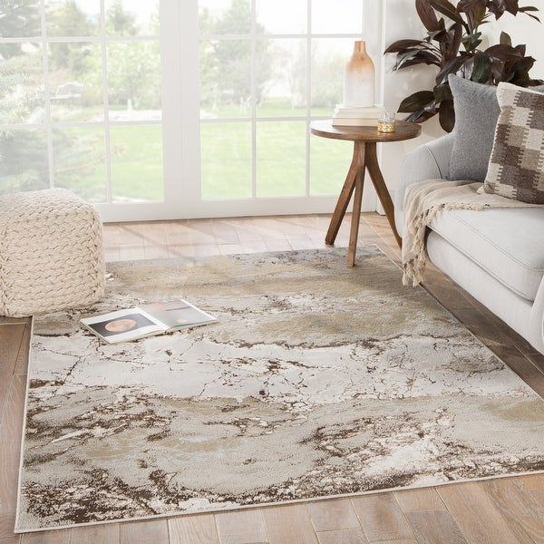 Silver Orchid Gregory Abstract Area Rug. Opens flyout.