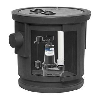ProFlo PF93026 1/2 HP Simplex Sewage Pump Kit - Pump Includes Vertical Switch