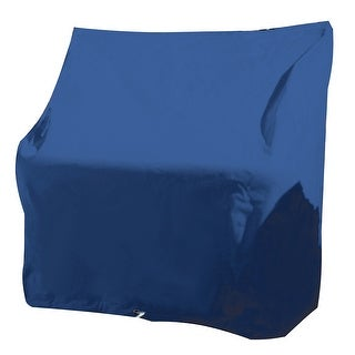 Taylor Made Small Swingback Boat Seat Cover - Rip/Stop Polyester Navy
