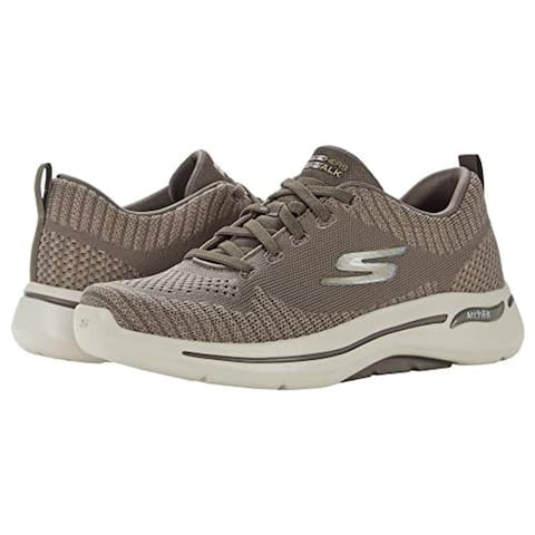 Skechers Go Walk Arch Fit - 216126 Taupe 14 D (M)
