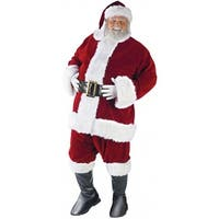 Ultra Velvet Santa Suit