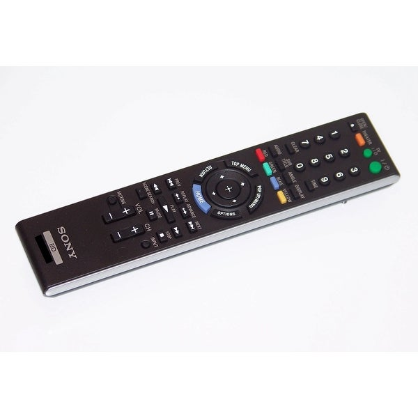 OEM Sony Remote Control Originally Shipped With: BDP-S350, BDPS350